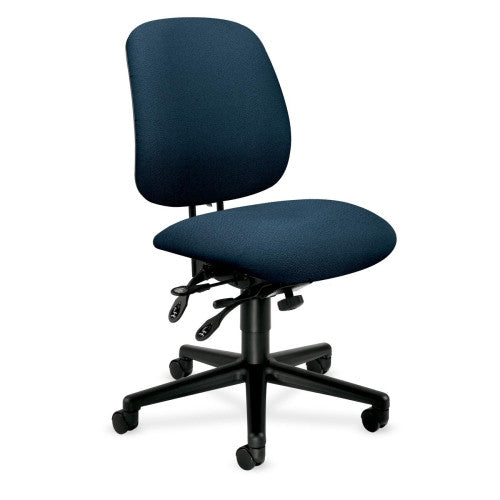 HON 7708 High-Performance Task Chair HON7708AB90T, Blue (UPC:745123707992)