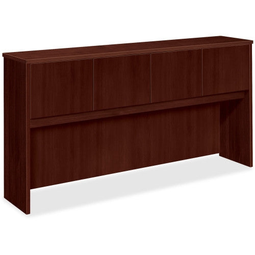 HON BW Series Hutch with Doors BSXBW2180NN, Mahogany (UPC:089192749133)