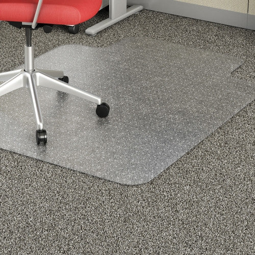 Lorell Economy Weight Chair Mat ; UPC: 035255021562