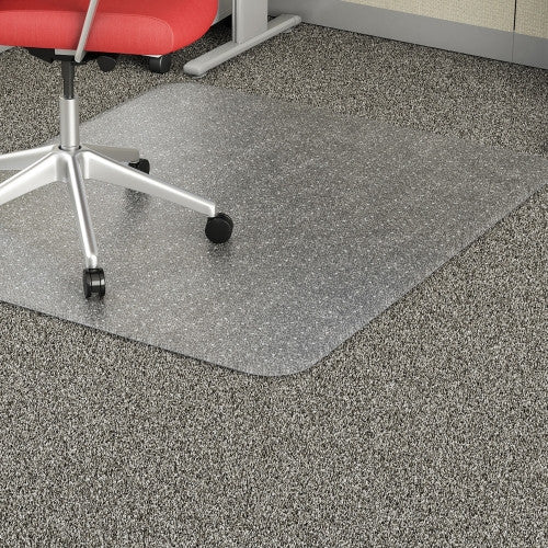 Lorell Economy Weight Chair Mat ; UPC: 035255021586