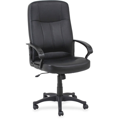 Lorell Chadwick Executive Leather High-Back Chair ; UPC: 035255601207