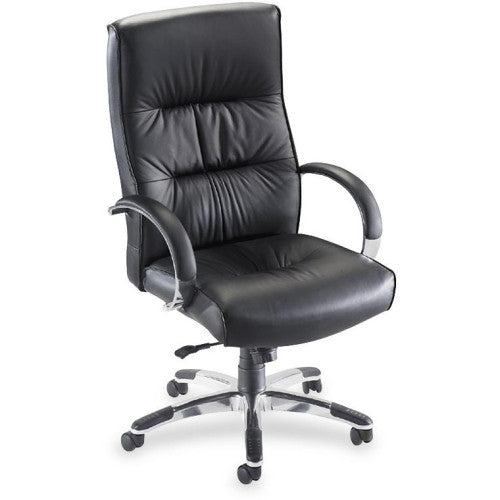 Lorell Bridgemill Executive High-Back Swivel Chair ; UPC: 035255605021