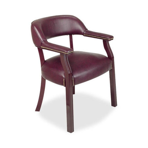 Lorell Traditional Captain Side Chair ; UPC: 035255606004