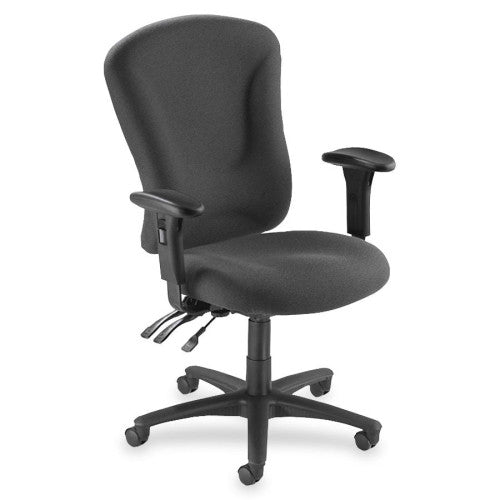 Lorell Accord Managerial Mid-Back Task Chair ; UPC: 035255661508