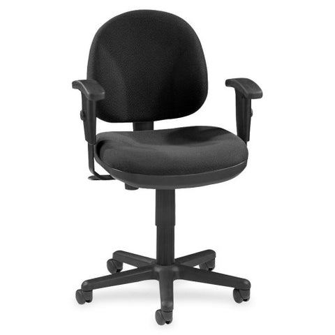 Lorell Millenia Pneumatic Adjustable Task Chair ; UPC: 035255800044