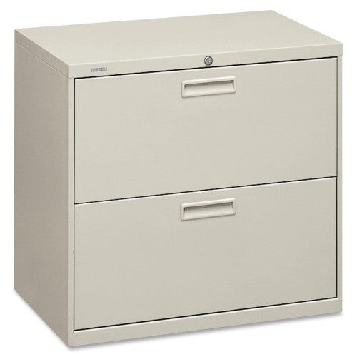 "HON 30"" Wide Lateral File HON572LQ, Gray (UPC:089192393589)"