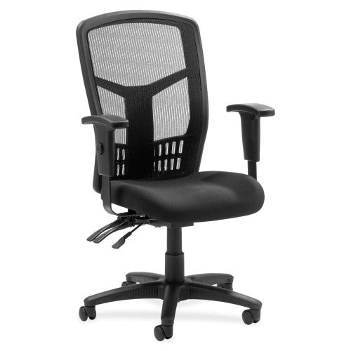 Lorell 86000 Series Executive Mesh Back Chair ; UPC: 035255862004