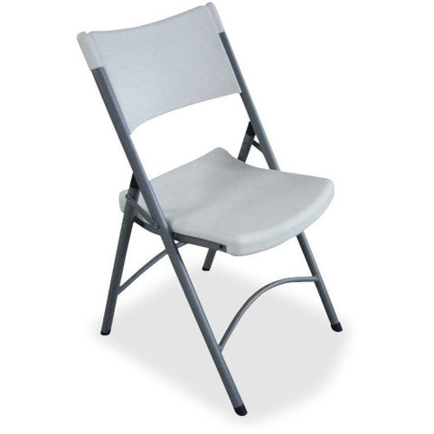 Lorell Heavy-duty Tubular Folding Chair ; UPC: 035255625159