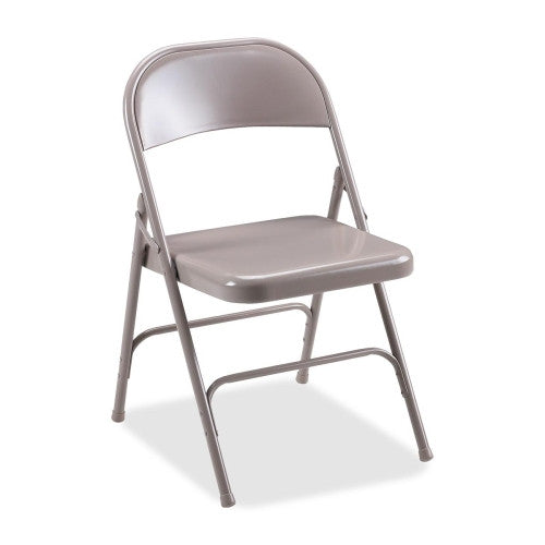 Lorell Steel Folding Chair ; UPC: 035255625005