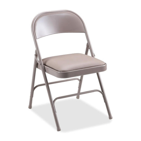 Lorell Steel Folding Chair ; UPC: 035255625012