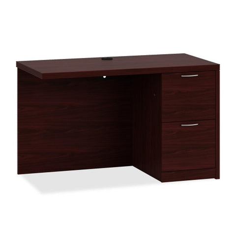HON Valido 11500 Series Right Return HON115905RAFNN, Mahogany (UPC:752856293272)