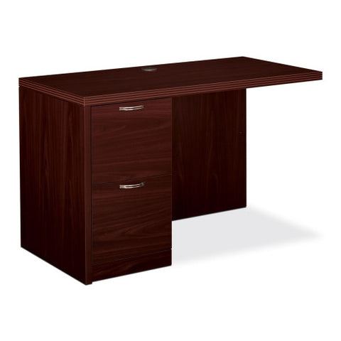 HON Valido 11500 Series Left Return HON115906LAFNN, Mahogany (UPC:752856293289)