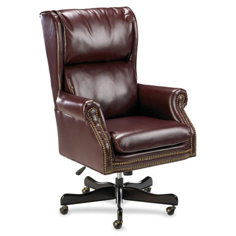 Lorell Traditional Executive Swivel Tilt Chair ; UPC: 035255606028