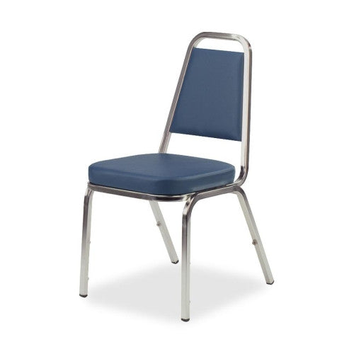 Lorell 8925 Vinyl Upholstered Stacking Chair ; UPC: 035255625067