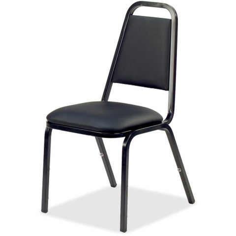 Lorell 8926 Upholstered Stacking Chair ; UPC: 035255625128