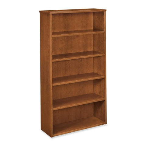 HON BW Series Bookcase BSXBW2193HH, Cherry (UPC:089192749522)