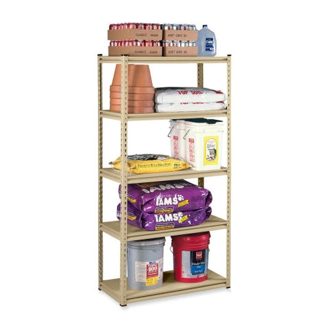 Tennsco Stur-D-Stor Steel Shelving TNNLSS482484SD, Green (UPC:447671258093)