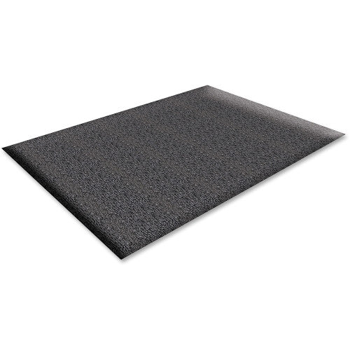 Genuine Joe Soft Step Anti-Fatigue Mat GJO70370, Black (UPC:073578544030)