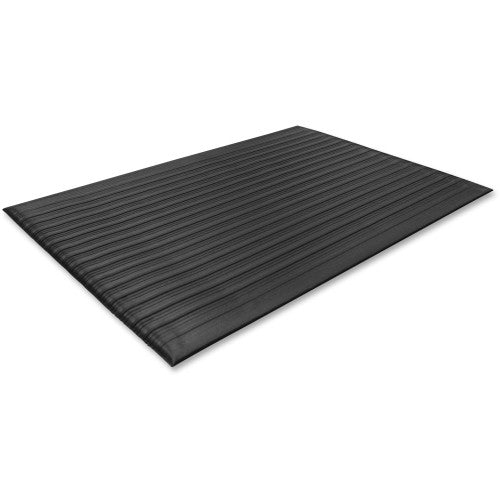 Genuine Joe Air Step Anti-Fatigue Mat GJO01710, Black (UPC:035255017107)