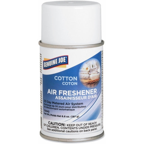 Genuine Joe Metered Air Freshener ; (035255104425)