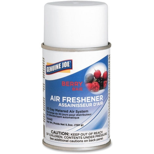 Genuine Joe Metered Air Freshener ; (035255104432)
