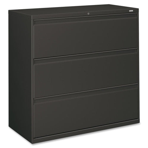 HON 800 Series Wide Lateral File HON893LS, Gray (UPC:089192849581)