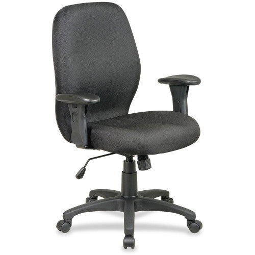Lorell High Performance Ergonomic Chair With Arms ; UPC: 035255869034