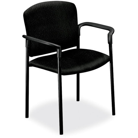 HON Pagoda Series U-frame Stacking Guest Chairs HON4071EE11T,  (UPC:645162036896)