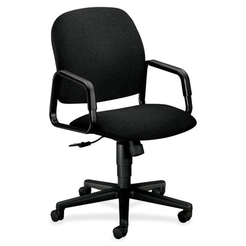 HON Solutions Seating High-Back Chair HON4001AB10T, Black (UPC:745123349123)