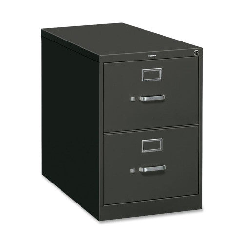 HON 310 Series Vertical File HON312CPS, Black (UPC:089192781621)
