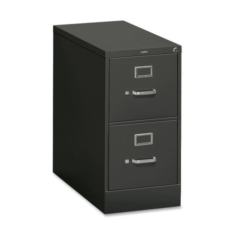 HON 310 Series Vertical File HON312PS, Charcoal (UPC:089192788279)