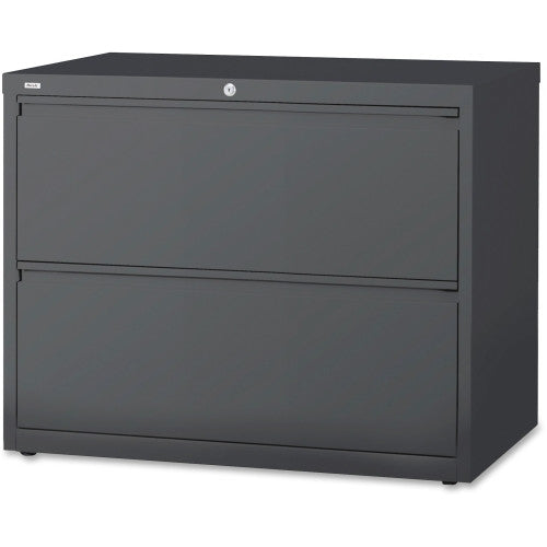 Lorell Lateral File LLR60449, Black (UPC:035255604499)