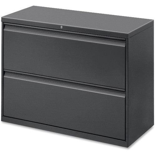 Lorell Lateral File LLR60440, Black (UPC:035255604406)