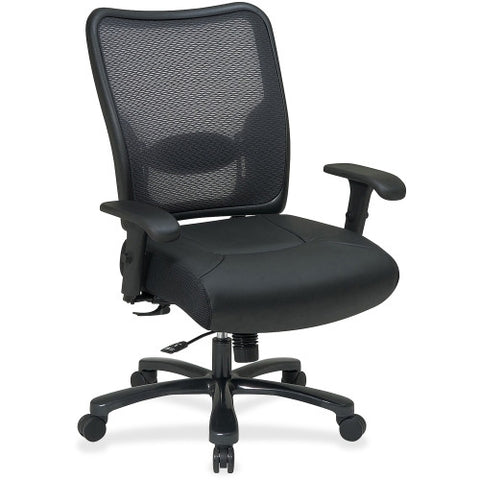 Office Star Space Task Chair OSP7547A773, Black (UPC:090234124160)