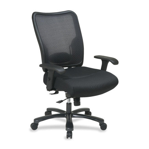 Office Star Space Task Chair OSP7537A773, Black (UPC:090234124153)
