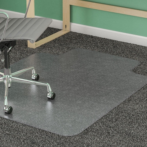 Lorell Diamond Anti-static Chair Mat ; UPC: 035255257527