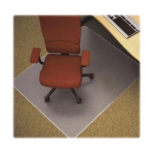 Lorell Diamond Anti-static Chair Mat ; UPC: 035255257534