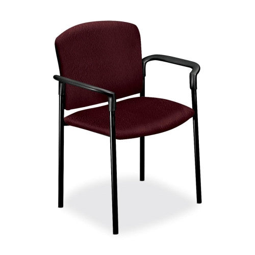 HON Pagoda 4070 Series 4071 Stacking Chair HON4071NT69T, Red (UPC:089192763122)
