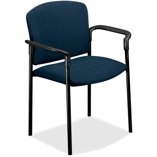 HON Pagoda 4070 Series 4071 Stacking Chair HON4071NT90T, Blue (UPC:631530068712)