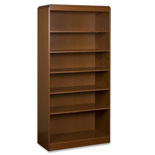 Lorell 6-Shelves Bookcase ; UPC: 035255850537