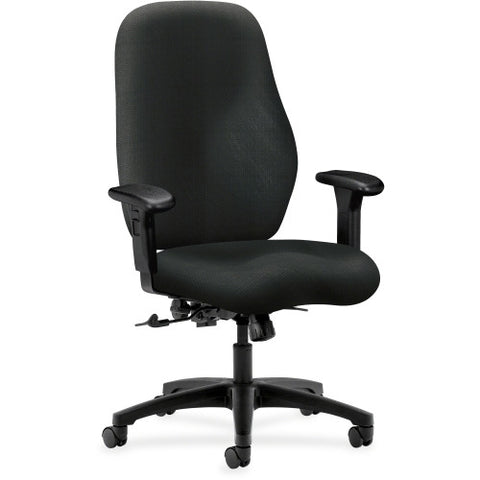 HON 7800 Series 7803 Task Chair HON7803NT10T, Black (UPC:631530221186)