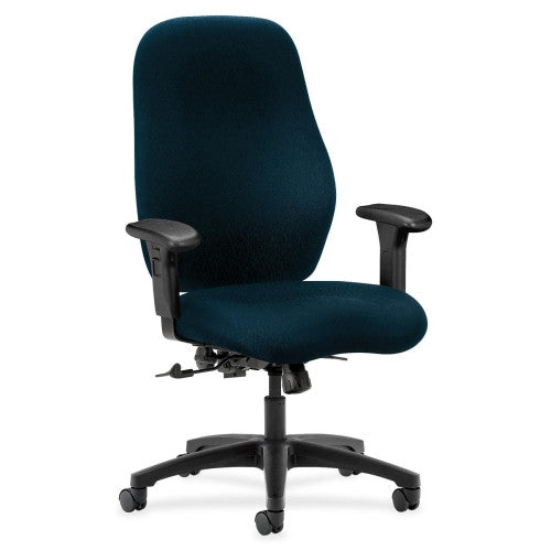HON 7800 Series Task Chair HON7803NT90T, Blue (UPC:645162674173)