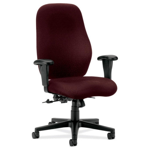 HON 7800 Series Task Chair HON7803NT69T, Red (UPC:641128708616)