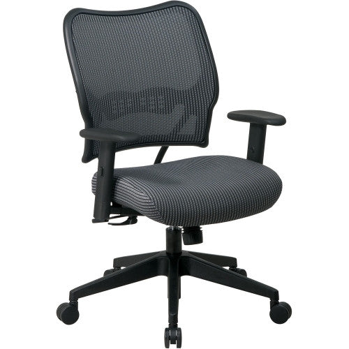 Office Star Space VeraFlex Series Task Chair OSP13V44N1WA, Black (UPC:090234146353)