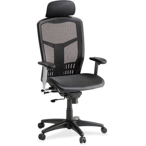 Lorell High-Back Mesh Chair ; UPC: 035255603249