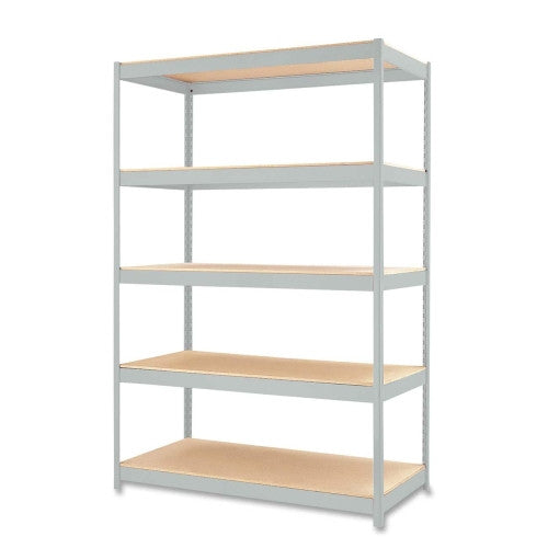 Hirsh Industrial Shelving Unit HID17312, Gray (UPC:029404173127)