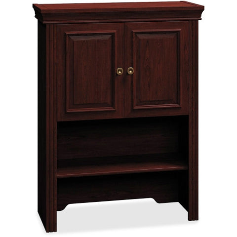Bush Syndicate 30W Lateral File Hutch BSH6355CS03, Cherry (UPC:042976635534)