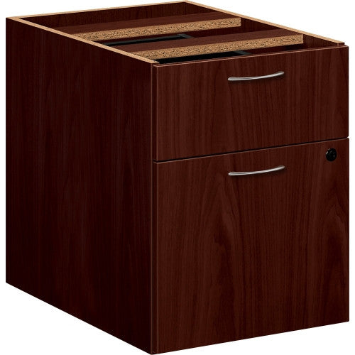 basyx by HON BL Series Pedestal File in Mahogany ; UPC: 884128764224