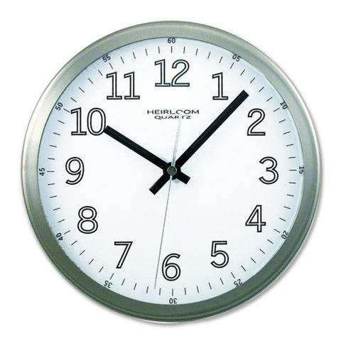 Artistic Round Wall Clock ; (019647122532)