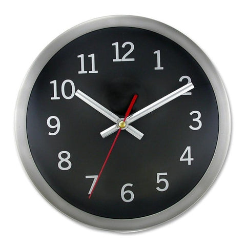 Artistic Round Wall Clock ; (019647225301)